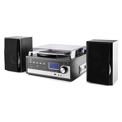Auna Blackwood 2020 Edition Tocadiscos estéreo - Sistema