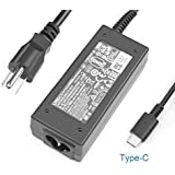JUYOON 45W USB-C Charger Power Adapter for Acer Chromebook R13 Convertible CB5-312T N16Q12 N16Q14 N17Q5 N18Q1 N15Q13 PA-1450-78 PA-1450-80 A16-045N1A ADP-45PE B Acer Chromebook 315