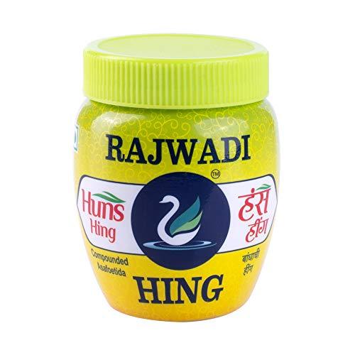 Huns Hing Huns Rajwadi Hing Powder 50g (Pack of 4)