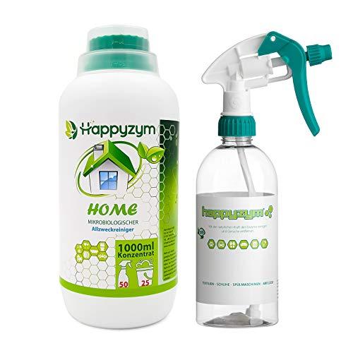 Happyzym Home Plus Biologischer Enzymreiniger Bio-Allzweckreiniger Konzentrat(1000ml)