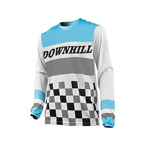 Uglyfrog Invierno Térmico Maillot Ciclismo Hombres Downhill/MX/MTB Jersey Maillots de Bicicleta de...
