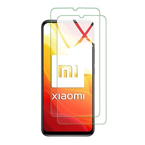 For Xiaomi Mi 10 Lite XIG01 フィルム Freesun 日本旭硝子製 硬度9H Xiaomi Mi 10 Lite 5G ガラスフィルム 2.5D ウンドエッジ加工 強化ガラス 高透過率 耐指紋 自動吸着 撥油性 液晶保護フィルム【2枚セット】