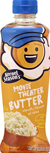 Kernel Seasons Oil Popping & Topping 0 Movie Theater Butter, 13.75 OZ