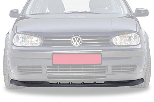 CSR-Automotive Cupspoilerlippe Spoilerschwert mit ABE schwarz matt CSL125