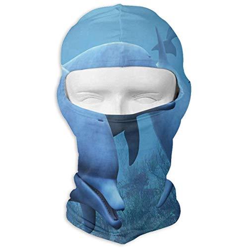 Ejdkdo Balaclava Célèbre Création d'Adam Masques Complets Masque Ski Masque Moto Capot pour Vélo Sport Alpinisme Design17