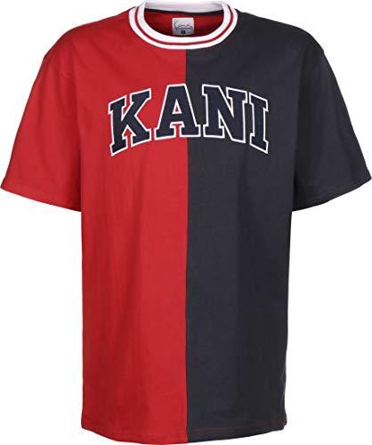 KARL KANI camiseta hombre KKMQ12008 KK COLLEGE BLOCK TEE S