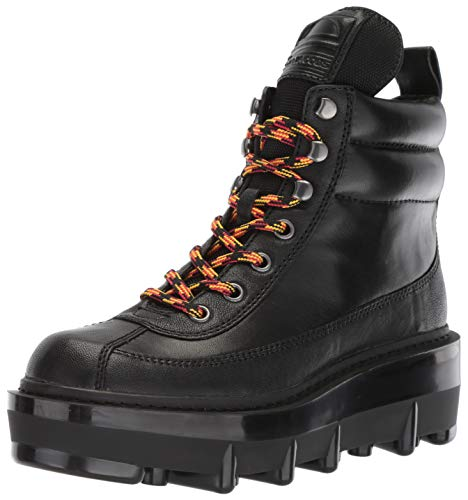 Marc Jacobs Damen Shay Wedge Hiking Boot Stiefelette, schwarz, 37 EU