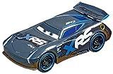 Carrera 64154 Disney Pixar Cars Jackson Storm Mud Racers GO!!! Slot Car Racing Vehicle 1:43 Scale
