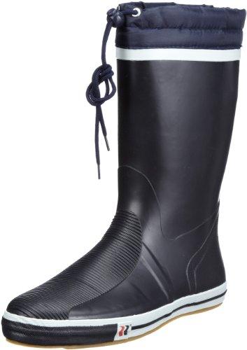 Romika Jeanie-Boot N 100 34010, Bottes de pluie mixte adulte - TR-B1-Bleu-171, 46 EU