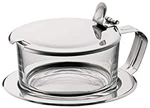 Casalinghi 1030 Formaggera Jolly Vetro Acciaio Inox Utensili da Cucina