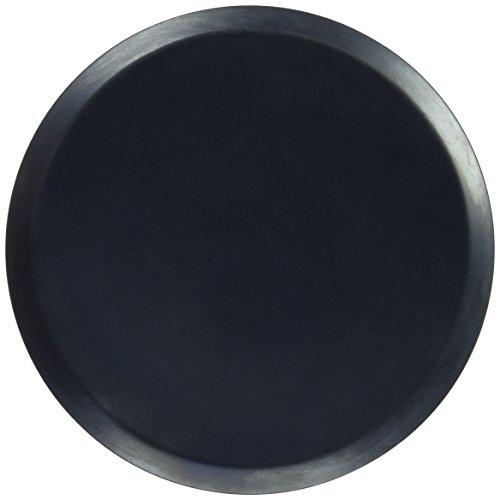 DE BUYER 5350.26Placa Redonda Acero Negro 26,99X 26,99X 0,8cm