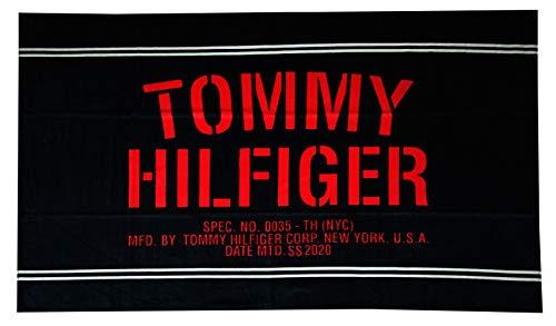 Tommy Hilfiger Toalla de mar o Esponja de Piscina o SPA cm.