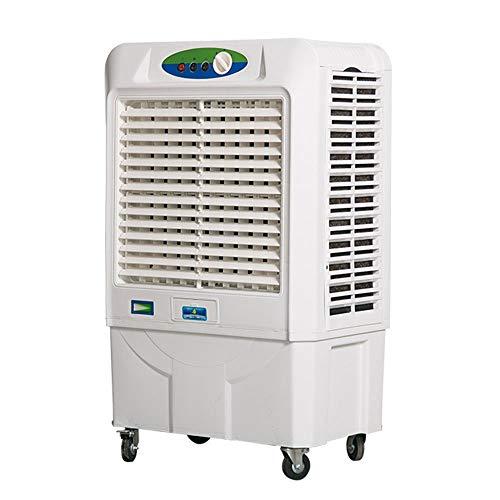 QTCD FANS Floor Air Conditioner Evaporator, Air Conditioning Cooling Silent Air Cooling Water Humidifier Refrigerator Home Dormitory