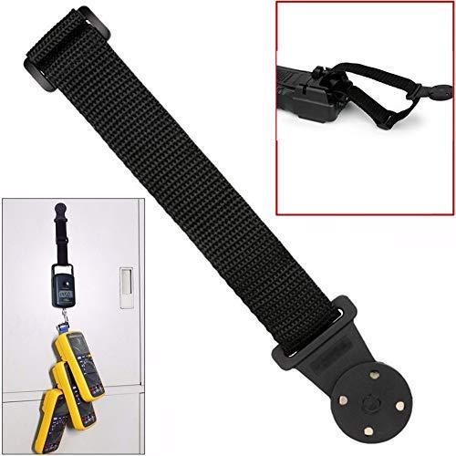 Lowest Price! Strong Magnet Black Multimeter Strap Practical Kit Portable Tool Durable Polypropylene...