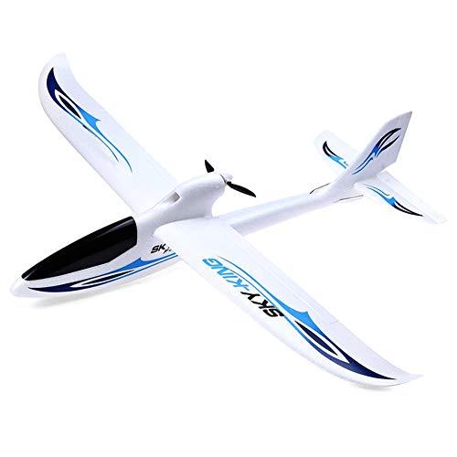 TTFLY F959 RC Flugzeug 2.4G Funkgesteuertes RC Flugzeug 3CH Glider Hochleistungsmotor Flugzeug für Erwachsene Kinder