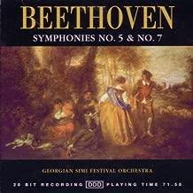 Symphonies Nos. 5 And 7