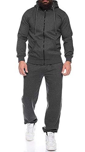 COOFANDY Men's Activewear Full Z...