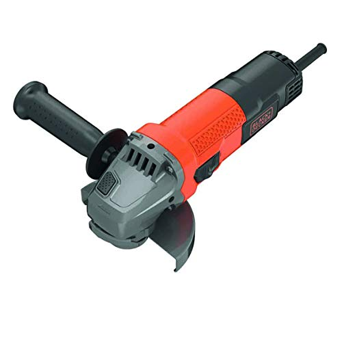 BLACK+DECKER BEG110-QS - Amoladora 115mm, 750 W