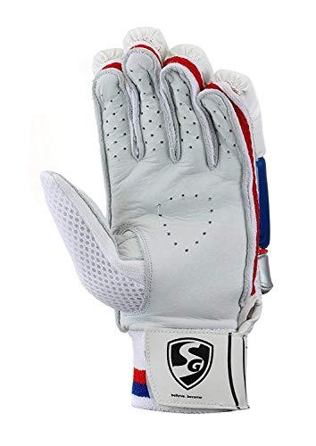 SG VS 319 Spark RH Batting Gloves, Boys (Color and Design May Vary)