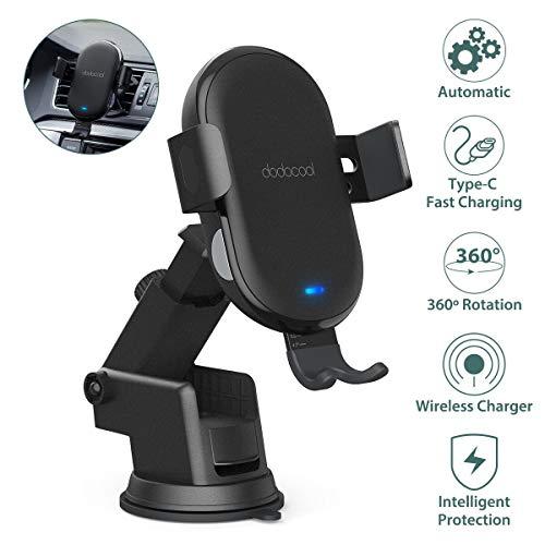 Caricatore wireless per supporti Quad Lock Auto Tavolo