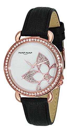 Naf Naf Reloj de Cuarzo N10462G-803 35 mm