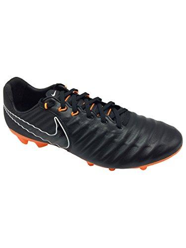 Nike Herren Tiempo Legend VII Pro FG Fußballschuhe, Schwarz (schwarz schwarz), 42 EU