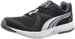 Puma Women's Descendant v2 Wn's Indoor Shoes, Black (05 Black Silver), 39 EU
