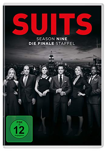 Suits - Season 9 [3 DVDs]