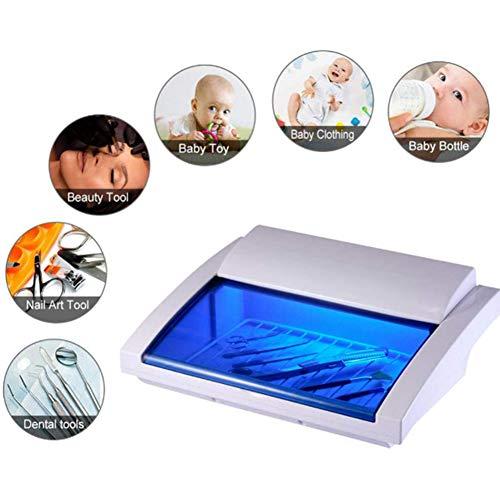 UV Sanitizer Box Hochtemperatur Sterilisator Professional Salon UV Sterilisaton Desinfektions Sanitizer für Schmuck Unterwäsche Accessoires Ouoy