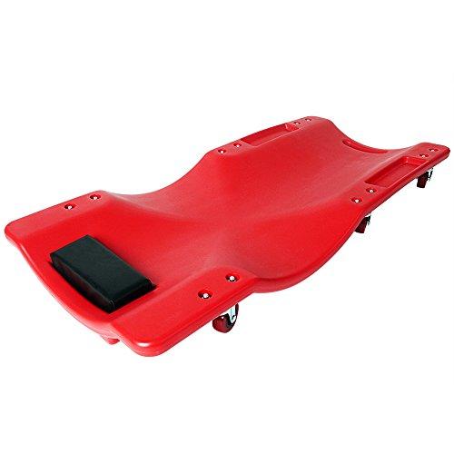 Chariot de visite de montage planche à roulettes rotative voitures auto garage