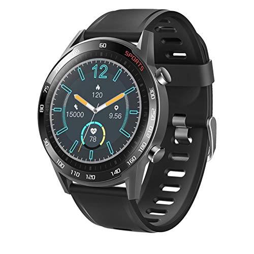 T23 Smart Watch Cuerpo Temperatura Monitor De Ritmo Cardíaco Pulsera Inteligente Monitor De Sueño Impermeable Smartwatch Bluetooth Smart Mulbanda,A