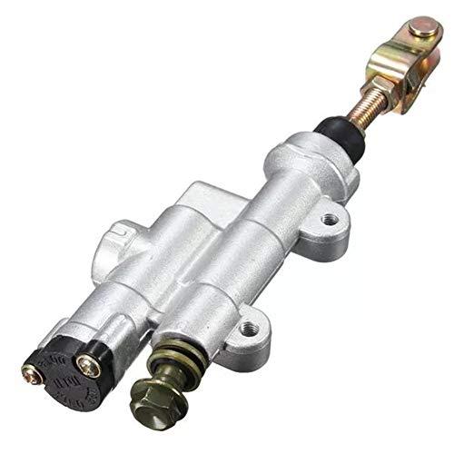 Motorrad-Komponenten For CRF250R 250X 450R 450X CR 125R 250R hinten Hauptbremszylinder Pumpe, einfach zu bedienen.