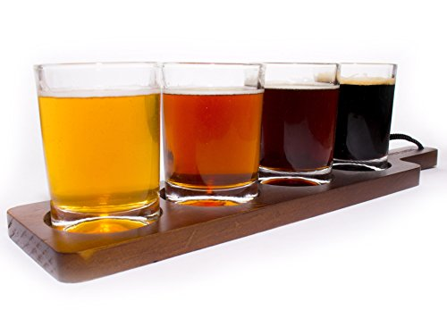 Beer Tasting Flight Set