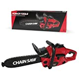 The Bubble Factory Electric Toy Chain Saw with moveable Blade and Sound Effect