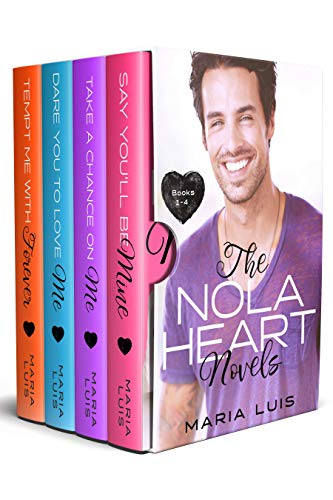 The NOLA Heart Novels: The Complete Series (English Edition)