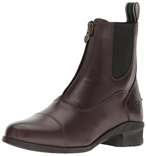 Ariat Heritage IV Zip-Paddock-Stiefel für Damen, bequem, Feuchtigkeitstransport, Hellbraun, 45