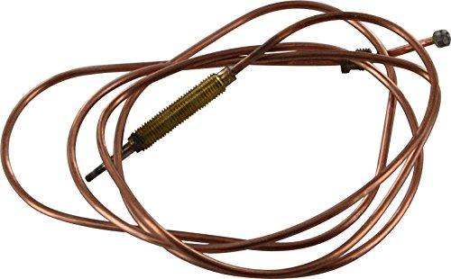 GLEM-GAS AIRLUX - thermocouple de four a vis 1400 m/m pour cuisinière GLEM-GAS AIRLUX