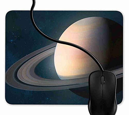 Mauspad Saturn Planet Rutschfeste Gummi Basis Mouse pad, Gaming mauspad für Laptop, Computer 1F1028