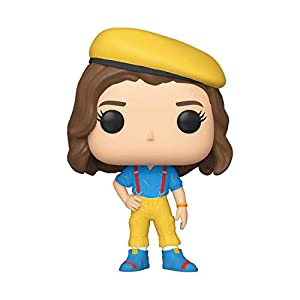 Funko Pop! TV: Stranger Things - Eleven, Yellow Outfit, Amazon Exclusive - 41MQ2JM1qyL - Funko Pop! TV: Stranger Things – Eleven, Yellow Outfit, Amazon Exclusive