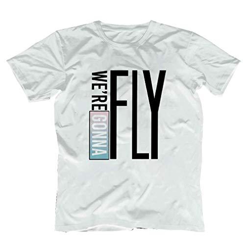 Got7 We're Gonna Fly White T-Shirt,Short Sleeves,Tank Top,Long Sleeve,Sweatshirt,Hoodie for Men Women Full Size
