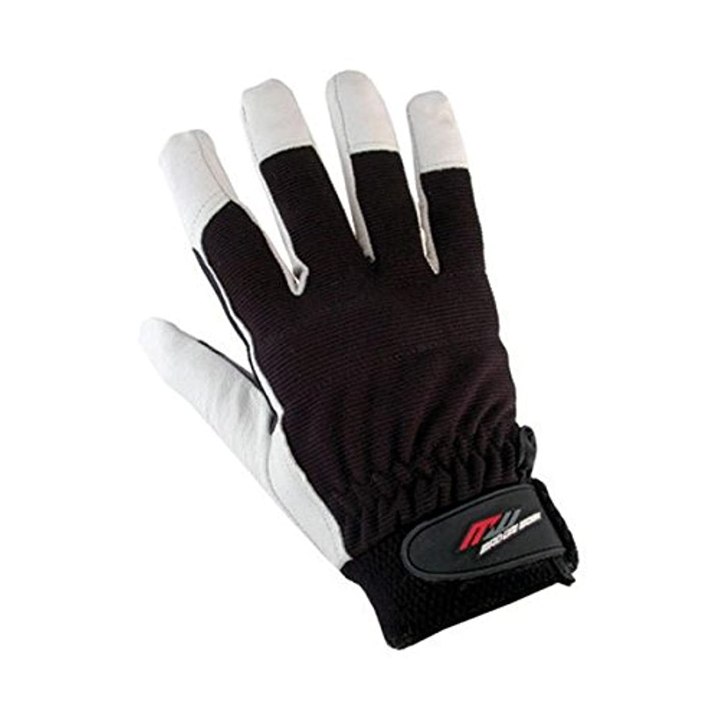 邪悪なコンパイル乏しいミタニコーポレーション ブタ革手袋フィットンPRO 209171 1双入 【×5セット】