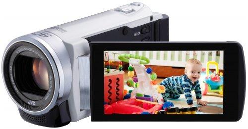 JVC GZ-EX215WEU - Videocámara (1,5 MP, CMOS, 25,4/5,8 mm (1/5.8'), 40x, 200x, 2,9-116 mm)
