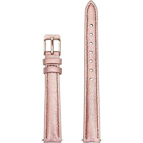 Cluse Unisex Erwachsene - Uhrenarmband Leder CLS517