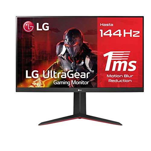 LG 32GN650B-AEU - LG Ultragear Gaming Monitor (Panel VA: 2560x1440p, 16:9, 350cd/m², 3000:1, 144Hz (O/C 165Hz), 5ms (MBR 1ms), Diag 80.1cm, AS: DP x1, HDMI x2, AMD Freesync Premium, HDR10)