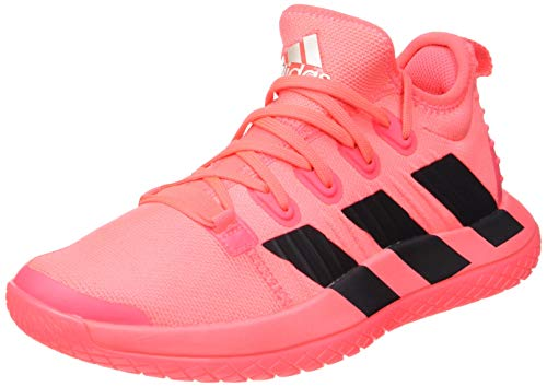 adidas Stabil Next Gen W, Scarpe da Pallavolo Womens, Signal Pink/Core Black/Ftwr White, 40 2/3