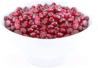 Fresh Frozen Organic Pomegranate Arils - Northwest Wild Foods - Healthy Antioxidants Fruit Diet - for Smoothies Salads Jams (9 lb)