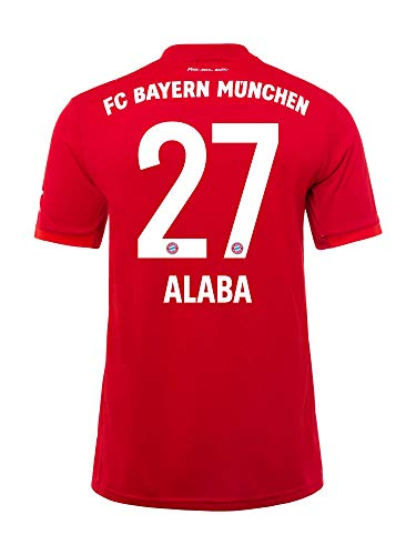 FC Bayern München Trikot Home 2019/20, David Alaba, Größe L