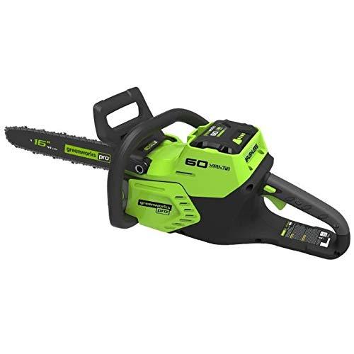 Greenworks GD60CS40 Accu-kettingzaag, draadloos, groen/zwart