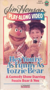 Jim Henson Play-Along Video: You're As Funny As Fozzie Bear