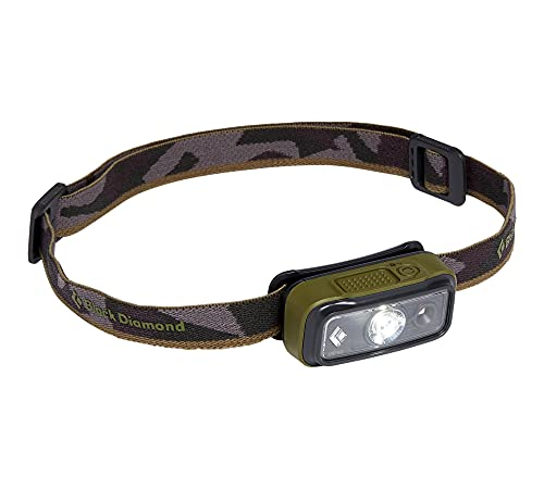 Black Diamond Spote Lite 160 Lampe Frontale Mixte Adulte, Vert (Dark Olive), Taille Unique
